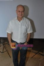 Anupam Kher at Yeh Mera India press meet in Time N Again on 20th Aug 2009 (29).JPG