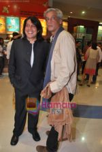 Piyush Jha, Sudhir Mishra at Sikandar premiere  in Fun on 20th Aug 2009 (111).JPG