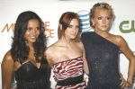 Jessica Lucas, Ashlee Simpson-Wentz and Katie Cassidy at The CW and AT&T_s _Melrose Place_ Launch Party in Los Angeles, California - 22.08.09 - IANS-WENN.jpg