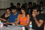 Sameera Reddy judges Umang college fest in Vile Parle on 22nd Aug 2009.JPG