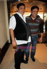 David Dhawan, Govinda at Do Knot Disturb music launch in ITC Grand Central on 25th Aug 2009 (13).JPG