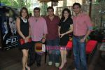 Udita Goswami, Deepak Tijori, Sagarika Ghatge, Vipul Gupta, Rohit Kumar at the Photo Shoot of film Fox in Kaansa, Andheri on 25th Aug 2009 (2).JPG