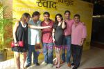 Udita Goswami, Deepak Tijori, Sagarika Ghatge, Vipul Gupta, Rohit Kumar, Monty Sharma at the Photo Shoot of film Fox in Kaansa, Andheri on 25th Aug 2009 (4).JPG