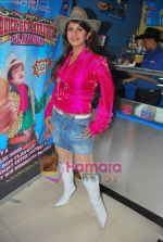 Rambha promotes Dolly of Quick Gun Murugun with Baskin Robbins in Carter Road on 26th Aug 2009 (22).JPG