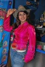 Rambha promotes Dolly of Quick Gun Murugun with Baskin Robbins in Carter Road on 26th Aug 2009 (26).JPG
