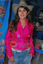 Rambha promotes Dolly of Quick Gun Murugun with Baskin Robbins in Carter Road on 26th Aug 2009 (29).JPG