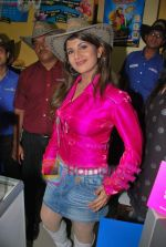 Rambha promotes Dolly of Quick Gun Murugun with Baskin Robbins in Carter Road on 26th Aug 2009 (9).JPG
