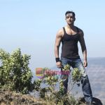 Rehan Khan in the still from movie Fast Forward .jpg