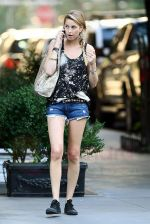 Whitney Port on the set of THE CITY in New York City on 25th August 2009 - IANS-WENN.jpg