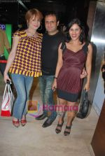 Bobby Darling, Nandini Jumani at Yeh Mera India premiere in Cinemax on 27th Aug 2009 (16).JPG