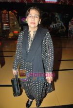 Farida Jalal at Yeh Mera India premiere in Cinemax on 27th Aug 2009 (10).JPG