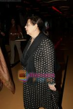 Farida Jalal at Yeh Mera India premiere in Cinemax on 27th Aug 2009 (44).JPG