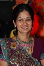 Reshma Tipnis at Basera team celebrate Ganesh festival in Oberoi Mall on 28th Aug 2009 (4).JPG