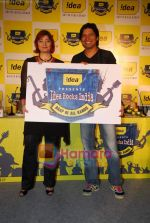 Shaan, Vasundhara Das at Idea Rocks contest in Taj Land_s End on 31st Aug 2009 (12).JPG