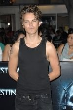Thomas Dekker at the LA Premiere of THE FINAL DESTINATION on 27th August 2009 at Mann Village Theatre (1).jpg