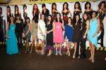 Nauheed Cyrusi, Anushka, Bruna, Carol Gracias, Shonali Nagrani, Rupali, Shweta Salve, Sonalika, Jesse, Pia, Sushma, roza at Khatron Ke Khiladi red carpet in IMAX Wadala, Mumbai on 4th Sep 2 (4).JPG