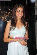 Genelia D Souza at Life Partner success bash hosted by Tusshar Kapoor in Tusshar_s House on 5th Sep 2009 (9).JPG
