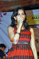 Akriti Kakkar at Blood donation drive - Rush of Blood in Carter Road on 6th Sep 2009 (2).JPG