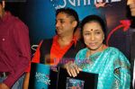 Chaitanya Bhosle, Asha Bhosle at the launch of Chintu Bhosle_s new album Sapne Suhane in Puro on 7th Sep 2009 (13).JPG