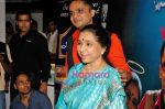 Chaitanya Bhosle, Asha Bhosle at the launch of Chintu Bhosle_s new album Sapne Suhane in Puro on 7th Sep 2009 (9).JPG