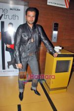Rohit Shetty at the launch of Lalitya Munshaw_s album in Cinemax on 7th Sep 2009 (23).JPG