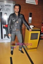 Rohit Shetty at the launch of Lalitya Munshaw_s album in Cinemax on 7th Sep 2009 (4).JPG