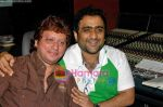 Kunal Ganjawala jam together in Empire Studio on 9th Sep 2009 (5).JPG