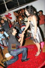 Karan Mehra, Nisha Rawal at Karan Mehra_s bday bash in Marimba Lounge on 10th Sep 2009 (10).JPG