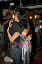Karan Mehra, Nisha Rawal at Karan Mehra_s bday bash in Marimba Lounge on 10th Sep 2009 (13).JPG