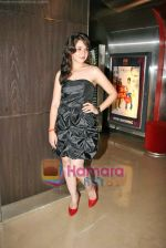 Maanvi Gagroo at the Premiere of Aamras in PVR on 11th Sep 2009 (4).JPG