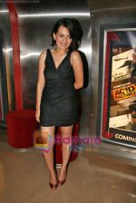 Natasha Bhardwaj at the Premiere of Aamras in PVR on 11th Sep 2009.JPG
