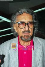 Alyque Padamsee at Umesh Pherwani_s stand up comic act in St Andrews, Mumbai on 12thSep 2009 (2).JPG