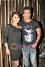 Rani Mukherjee, Shahid Kapoor at the Promotion of Dil Bole Hadippa in Big Cinemas, Ghatkopar on 18th Sep 2009 (8)