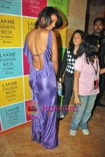 Mugdha Godse at Vikram Phadnis Bash on LIFW Day 4 on 21st Sep 2009 (5).JPG