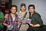 Mohit Chauhan, Neeraj Shridhar, Javed Ali  at the Music Launch of Tum Mile in Cinemax Versova, Mumbai on 22nd Sep 2009 (21).JPG