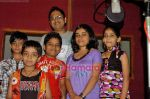 Shamir Tandon at Saregama Lil champs kids in Andheri on 25th Sep 2009 (7).JPG