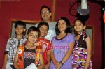 Shamir Tandon at Saregama Lil champs kids in Andheri on 25th Sep 2009 (8).JPG