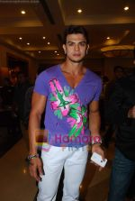 Sahil Khan at Aladin film music launch on 28th Sep 2009 (3).JPG