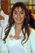 Manjari Phadnis at Nishka Lulla fashion preview in Fuel on 30th Sep 2009 (4).JPG