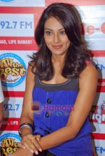 Bipasha Basu at Big Fm studios on 2nd Oct 2009 (2).JPG