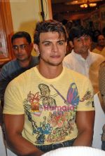 Sahil Khan at Krishna Mehta Peta Event  in Taj Land_s End on 2nd Oct 2009 (3).JPG