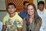 Sahil Khan at Krishna Mehta Peta Event  in Taj Land_s End on 2nd Oct 2009 (4).JPG
