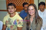 Sahil Khan at Krishna Mehta Peta Event  in Taj Land_s End on 2nd Oct 2009 (9).JPG