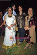 Dolly Thakore, Ishita Arun, Ila Arun at Aamir Raza Hussain play on 3rd Oct 2009 (4).JPG