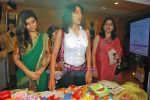 Pooja Bedi, Sarika Desai at the inauguration of Gitanjali lifestyle A Chest of Hope exhibition in Taj Presidnt on 3rd Oct 2009 (13).JPG