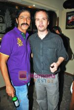 Chunky Pandey at Umesh Pherwani at Elbow Room, Bandra on 4th Oct 2009 (3).JPG