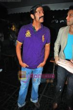Chunky Pandey at Umesh Pherwani at Elbow Room, Bandra on 4th Oct 2009 (6).JPG