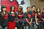 Kashmira Shah, Tina, Hussain, Sanjeeda Sheikh, Shakti at Candian show Hearthrobs press meet in Marimba Lounge on 5th Oct 2009 (6).JPG