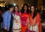 Nitasha Nanda Mana Shetty Sharmilla Khanna Nandinii Sen at Araaish exhibition in Blue Sea on 6th Oct 2009.JPG
