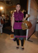 Radhika Ruia at Araaish exhibition in Blue Sea on 6th Oct 2009.jpg